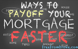 Pay mortgage faster