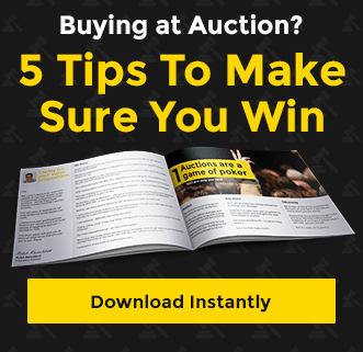 5 Tips to help you win at Auction